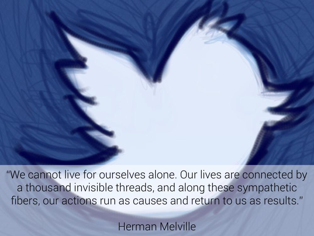 Why I 💜 social...